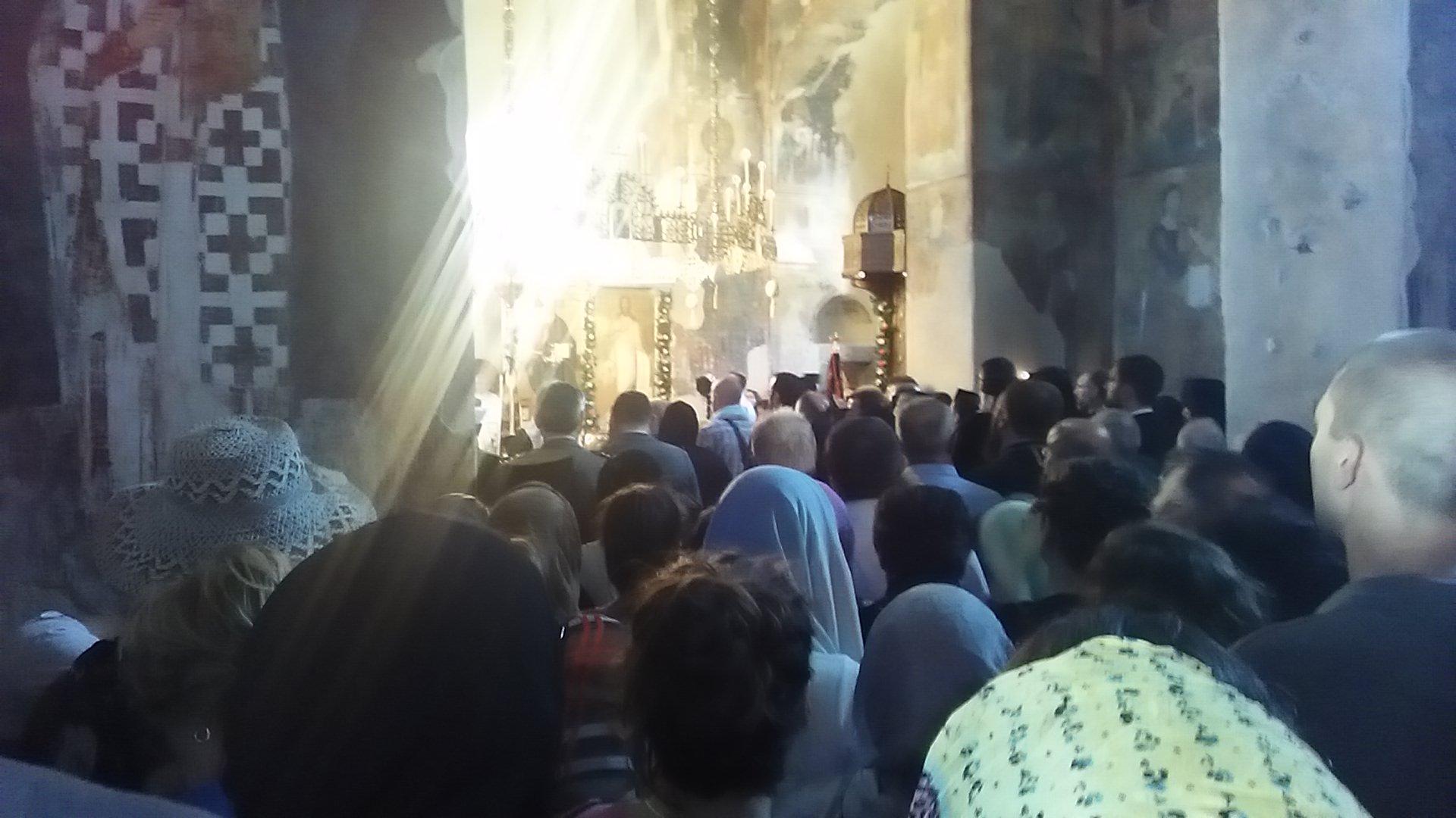 crkva služba