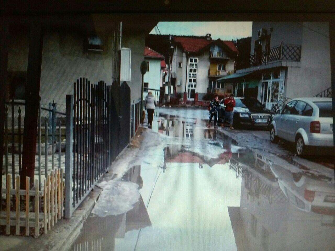 Kiša u Principovoj