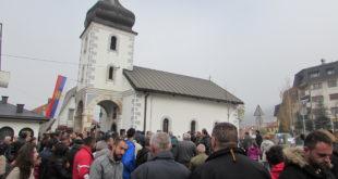 crkva, narod, zastava