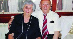 Fadil Bosovic sa suprugom