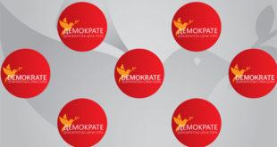 Logo Demokrata