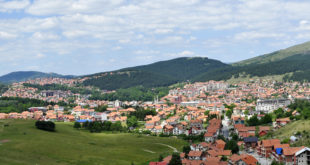 Panorama Pljevlja 1