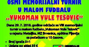 Metaljka turnir u malom fudbalu 2018