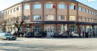 Zgrada opštine Pljevlja