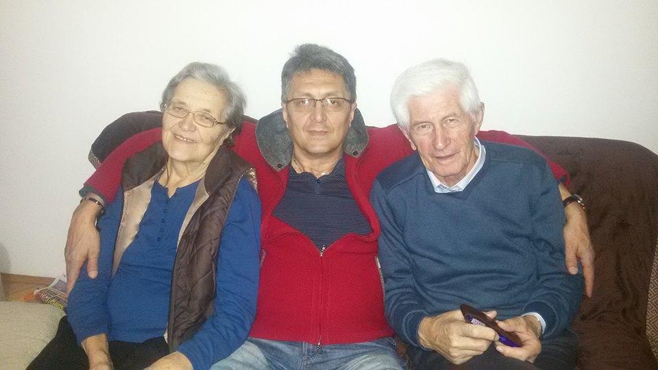 Đoko sa roditeljima