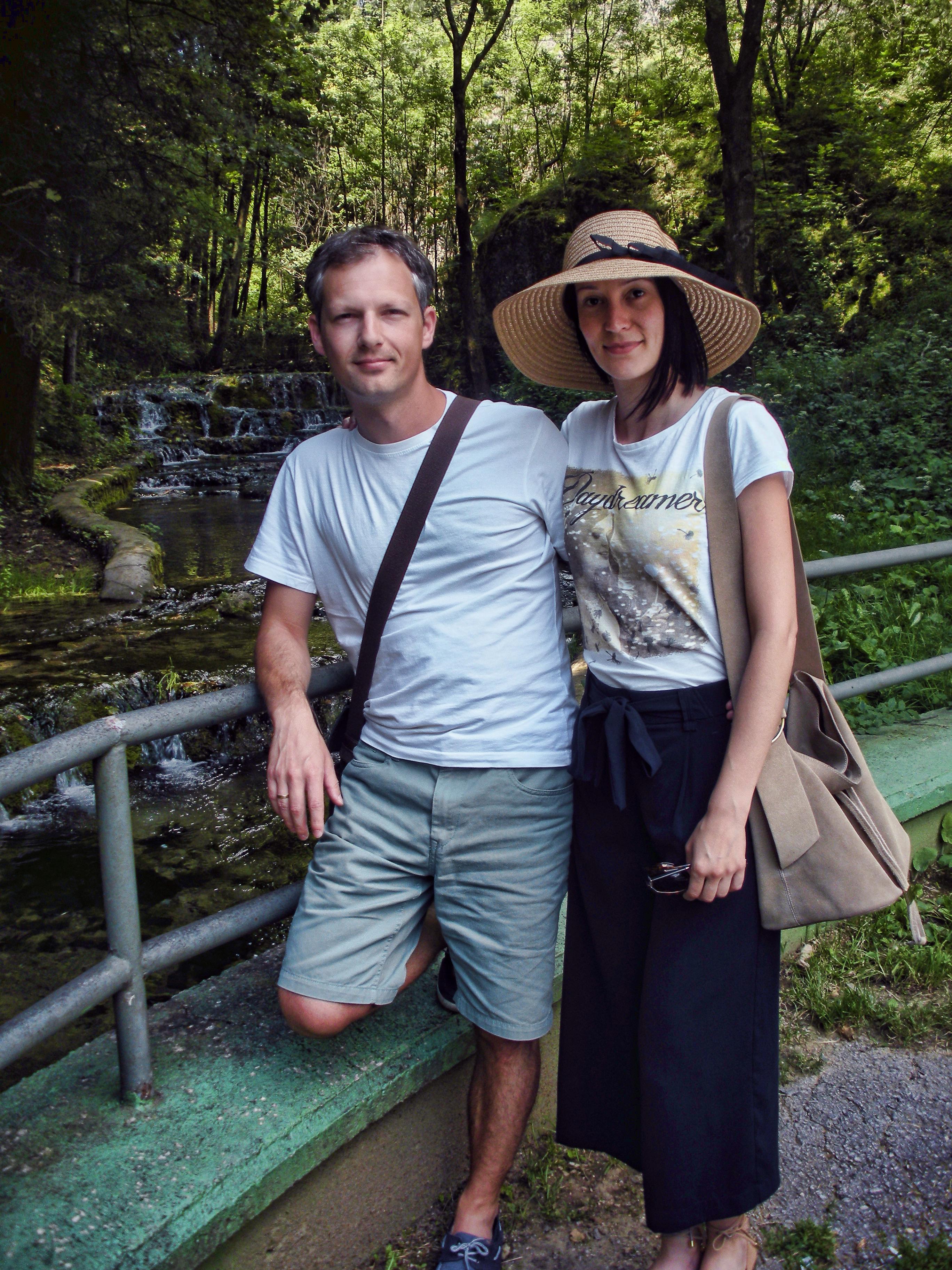 Jovana i suprug Marijan