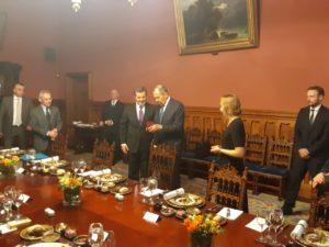 Slavenko i Lavrov