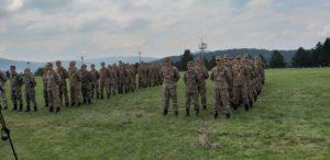 vojni kamp obuka