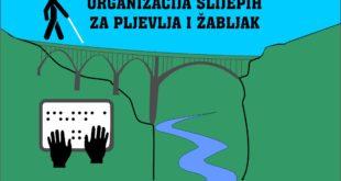 Organizacija slijepih Pv logo