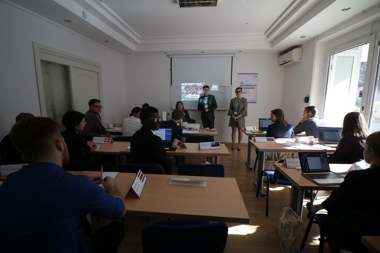 učesnici u Mostaru