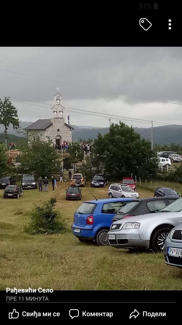 Crkva i automobili