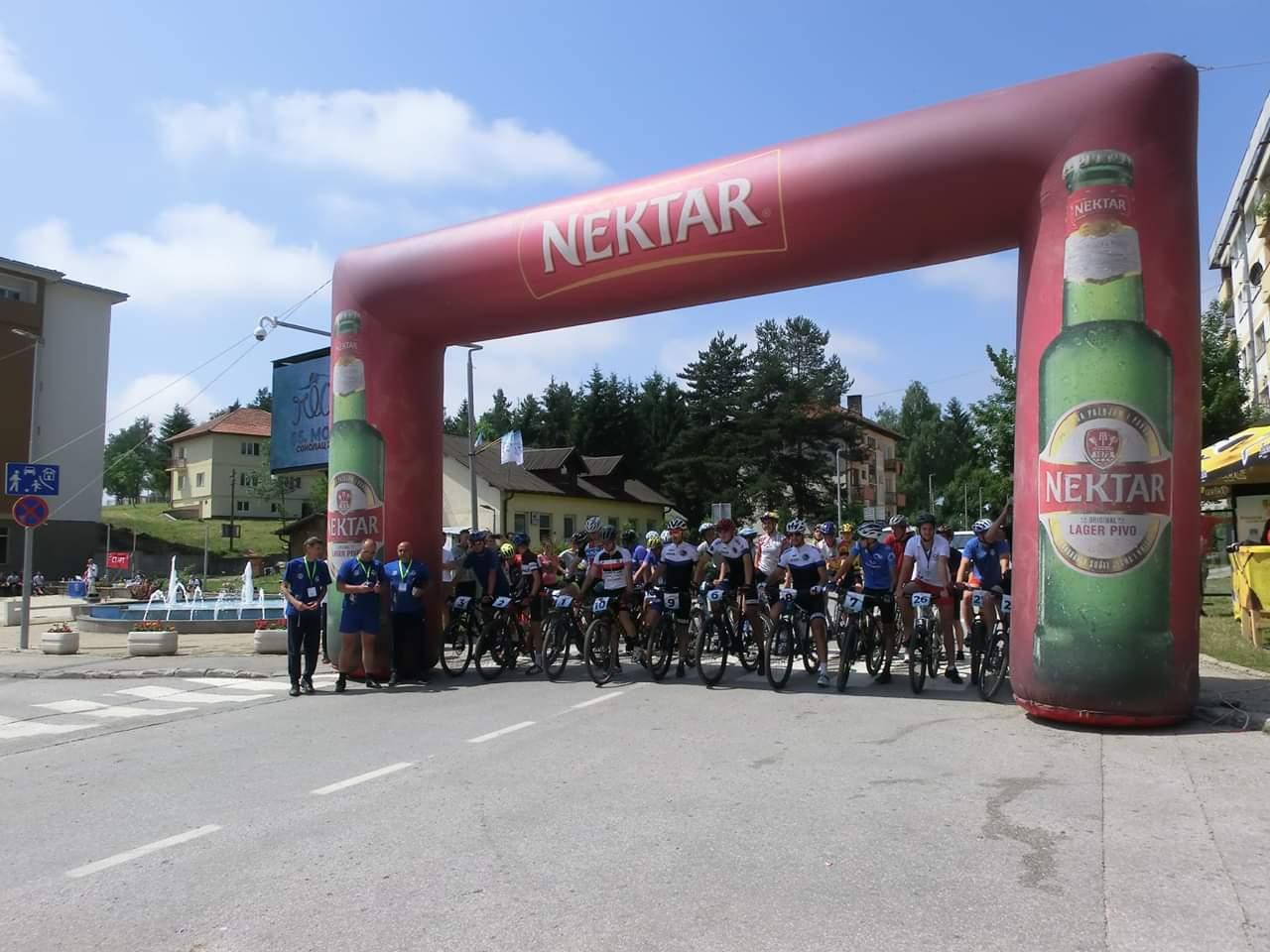 start biciklista MOSI19