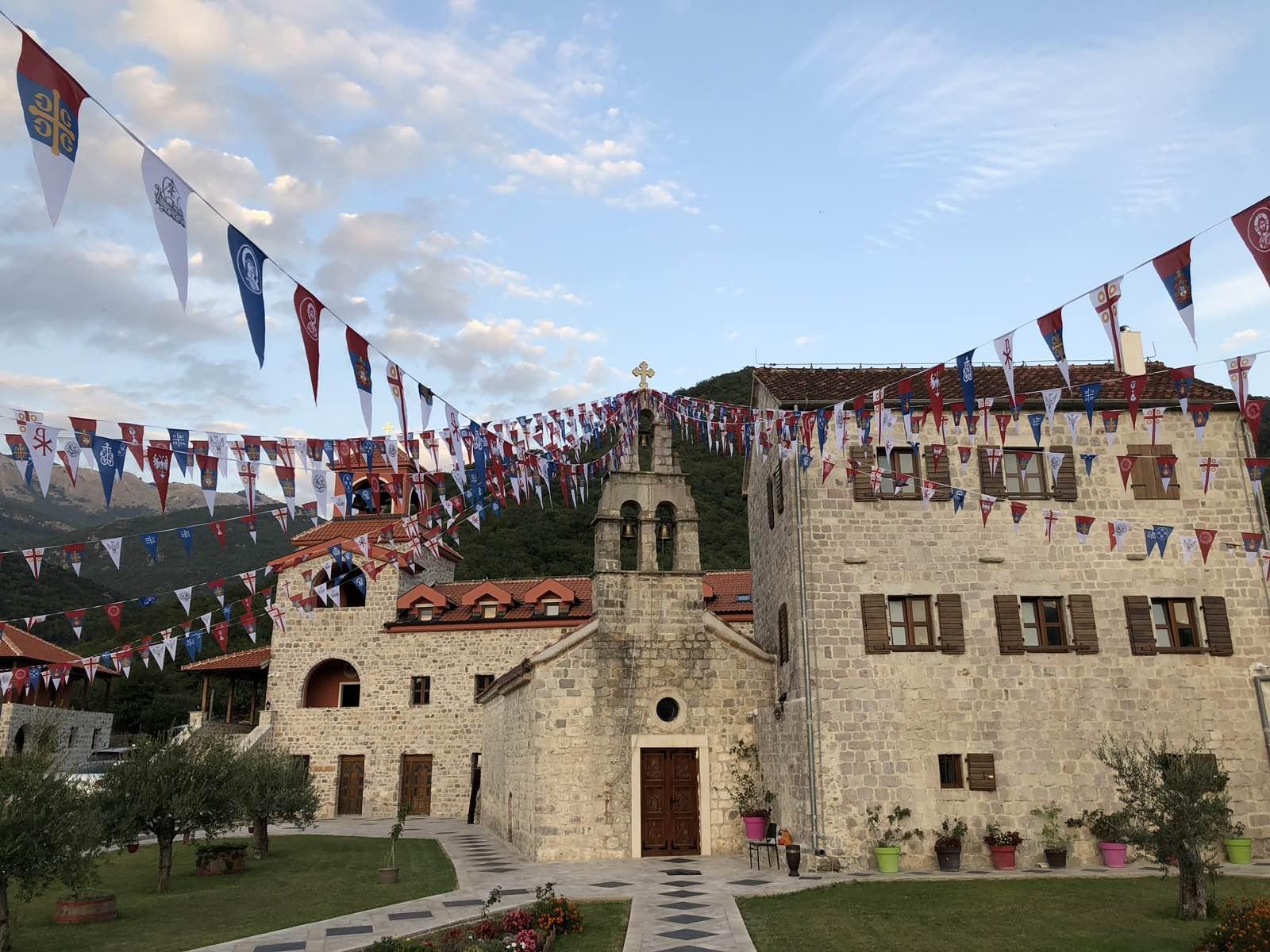 Manastir u Grblju