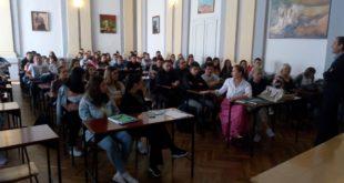 Predavanje Gimnazija Pljevlja I