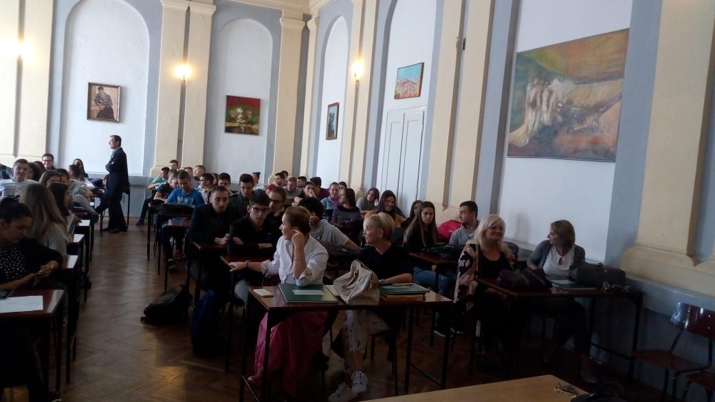 Predavanje Gimnazija Pljevlja II