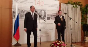 Sergej Lavrov i Slavenko Terzić