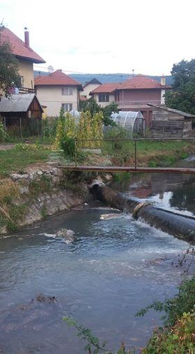 fekalije sistem za otpadne vode