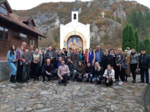 pokloničko putovanje Miloš Simović