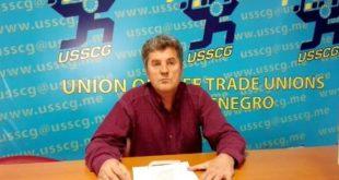 unija slobodnih sindikata crne gore
