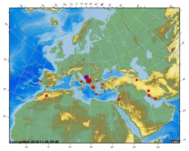 zemljotresi