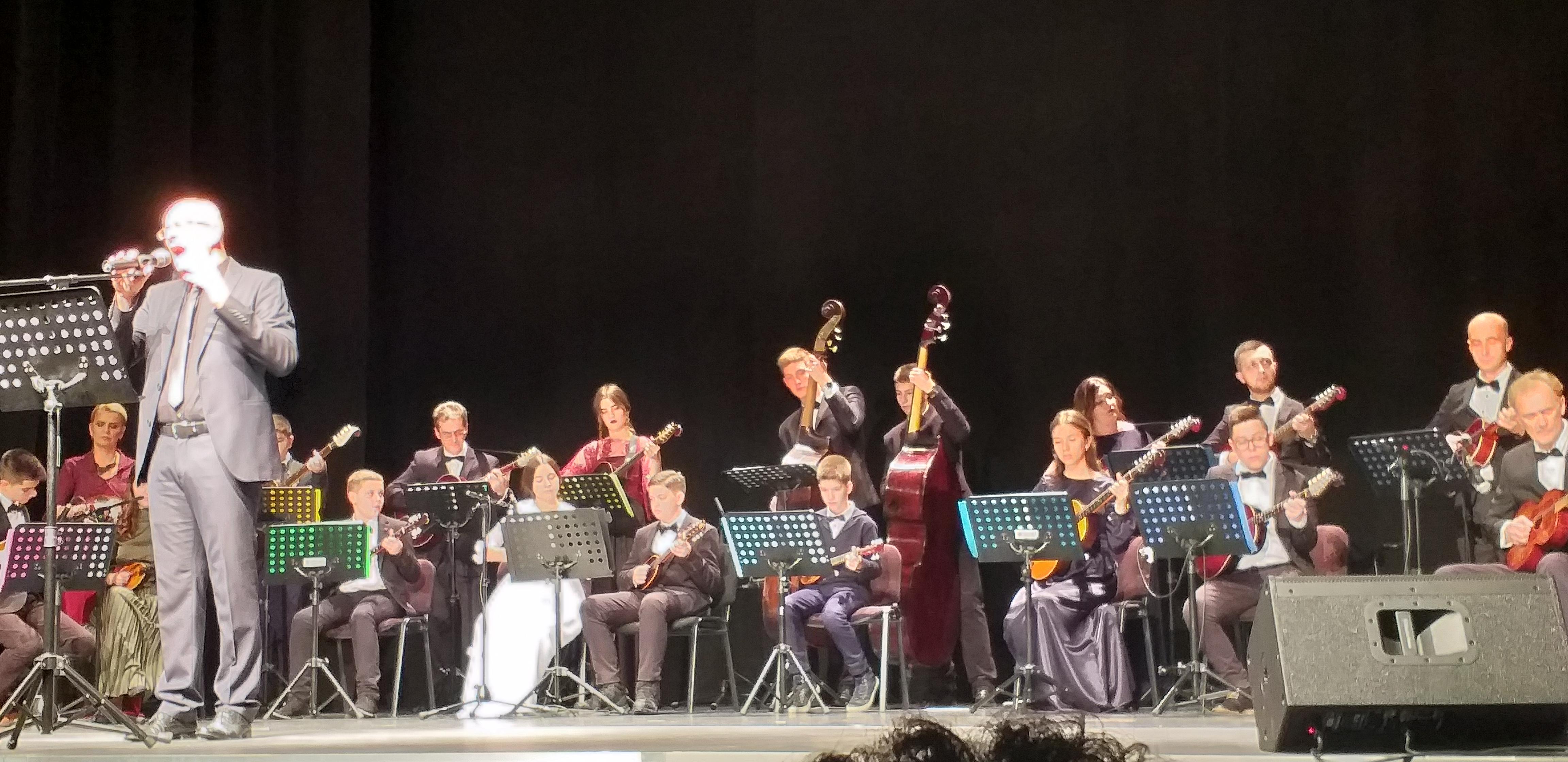 GTO i solista Mugdin Nuhanovic