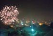 Novogodisnji vatromet u Pljevljima