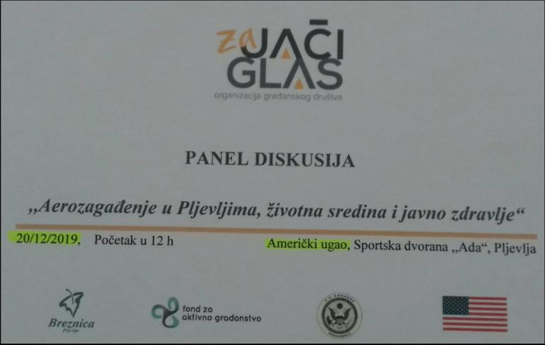 panel diskusija