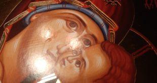 Mirotociva ikona Presvete Bogorodice Umiljenje