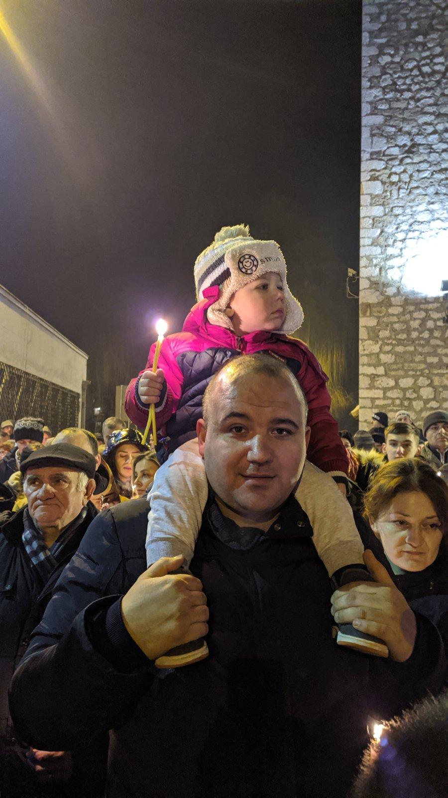 Moleban dr Vraneš