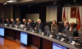Vlada CG sjednica