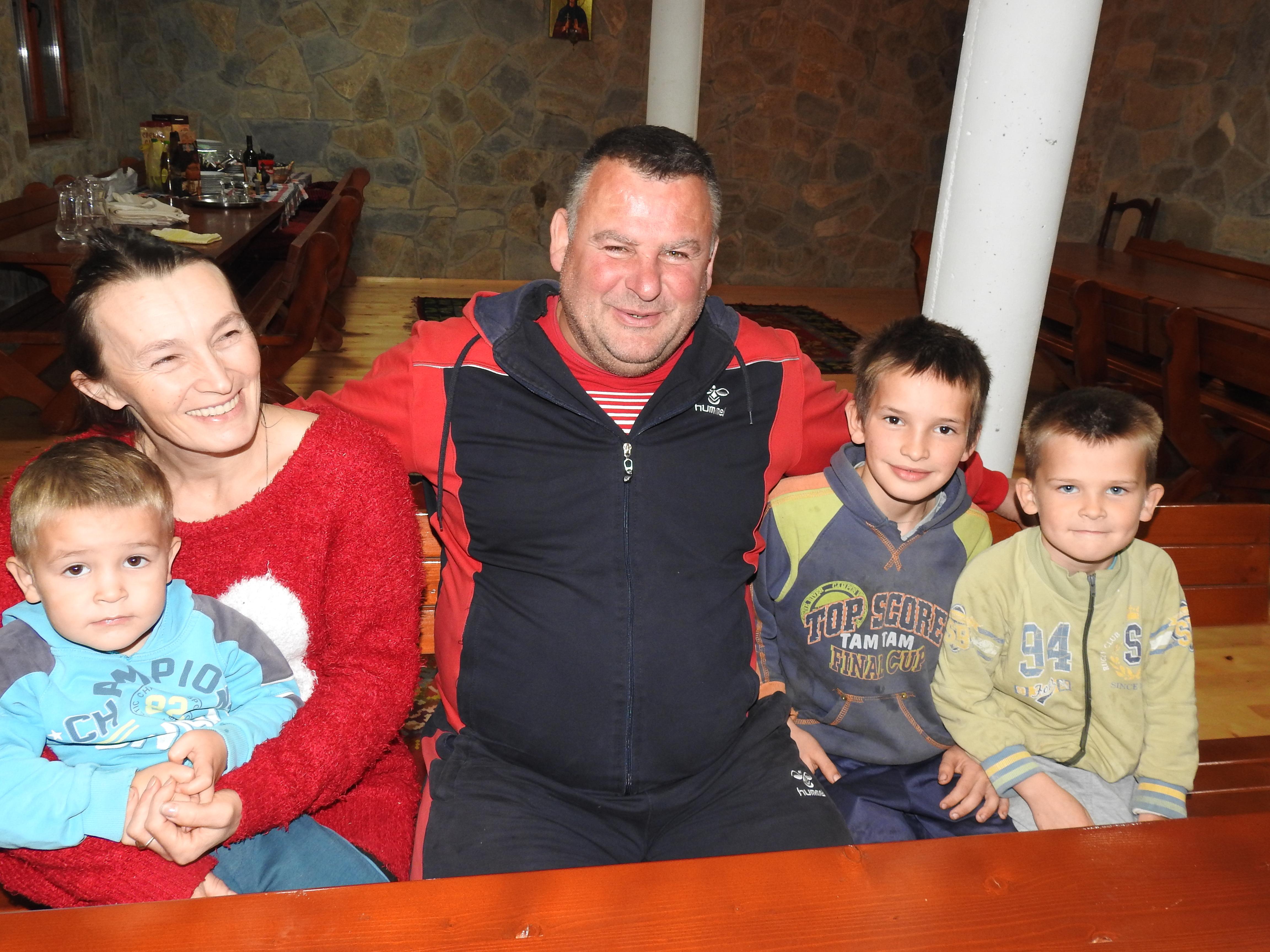 porodica Vučka Pešića