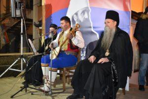 Vaso Đondović i vladike