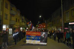 litija 26 MO transparent neprijatelje svoje