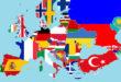 evropa karta