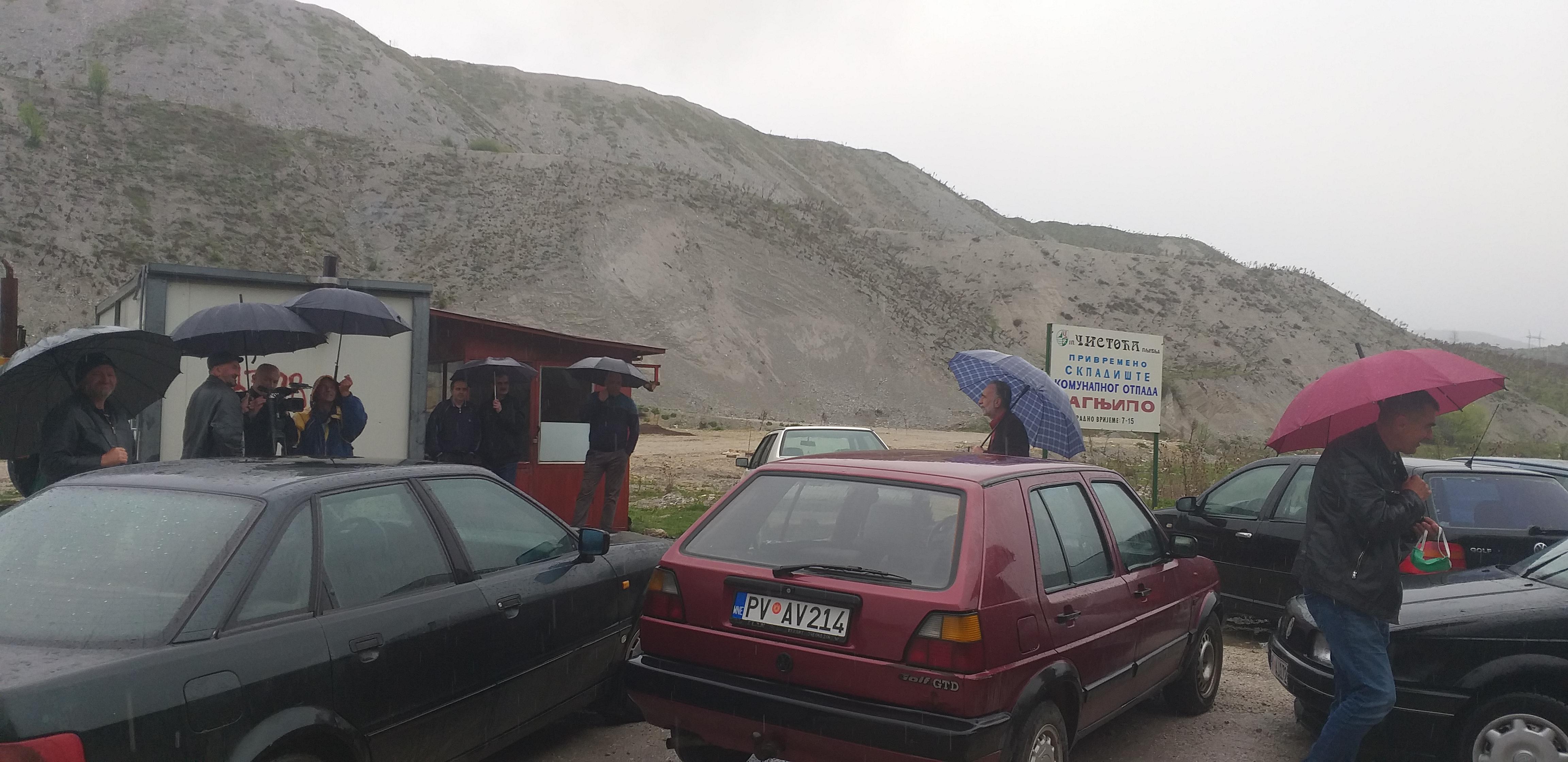 Nezadovoljni mjestani odrzavanjem deponije Jagnjilo