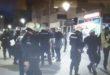 Skrinsot snimka policija tuce mladica u PV, izvor fejsbuk