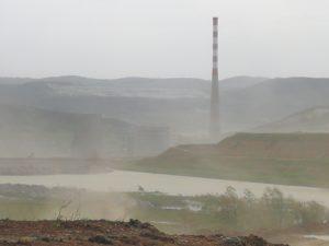 Prasina sa deponije Maljevac