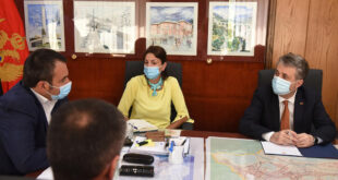 Nuhodžić u Pljevljima, foto Ministarstvo unutrašnjih poslova