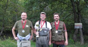 Trojica najuspešniji ribolovaca