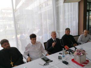 Prof. Dr Zdravko Krivokapić u Pljevljima