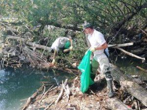 Akcija skupljanja otpada iz Ćehotine