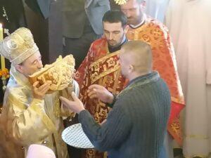 Porodica Đurović kum slave