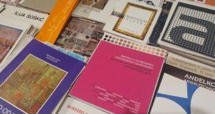 katalozi Donirano za biblioteku u PV II