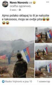 Badnjaci i zastave