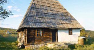 Tradicionalne srpska kuća Gačevića