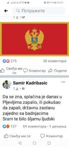 Objava Kadribašića
