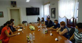 Sastanak sa predstavnicima Krapine