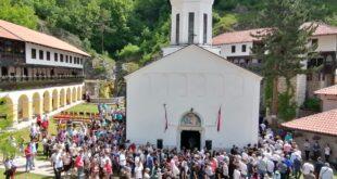 Litija oko Manastira Sv. Trojice