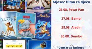 Animirani filmovi za djecu