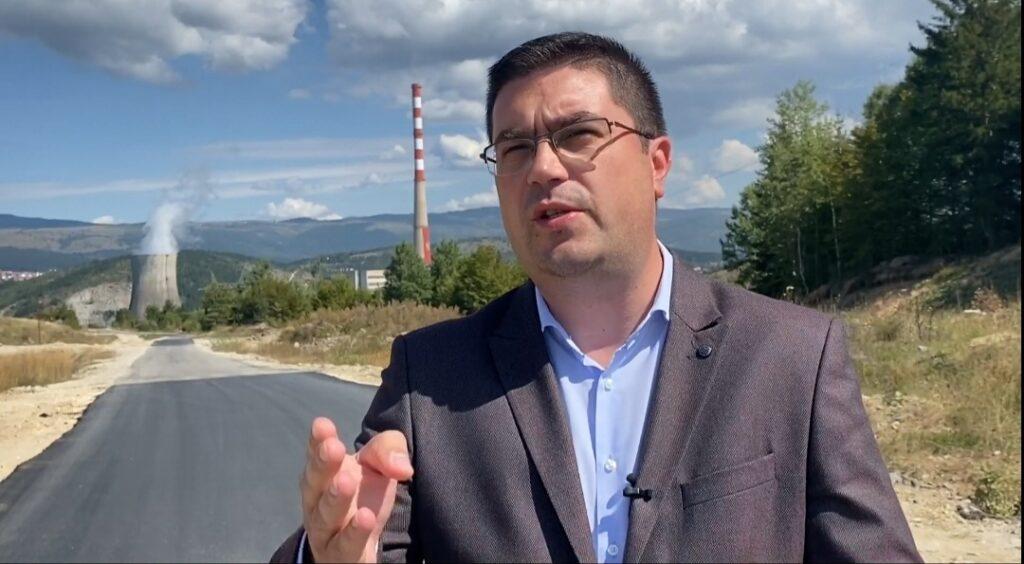 Nikola Rovčanin, direktor EPCG